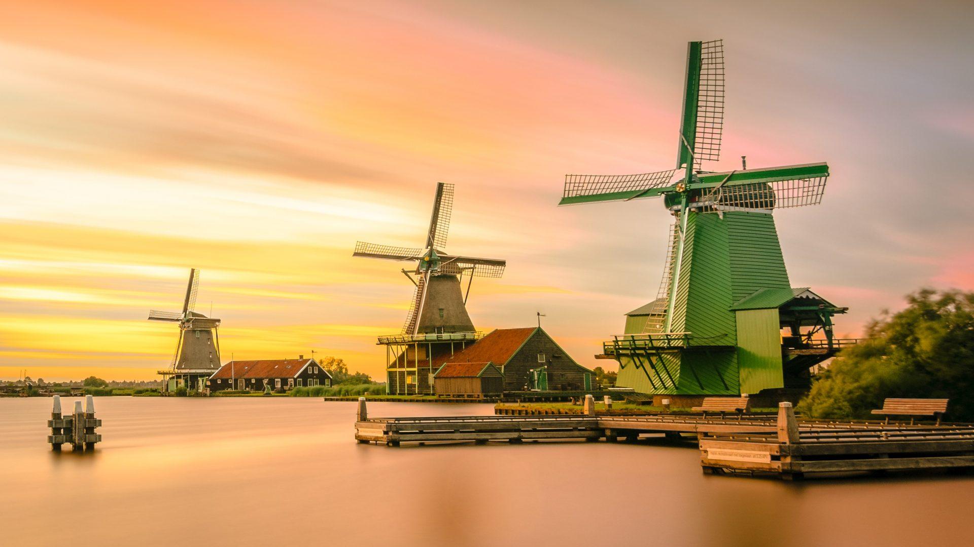 Niderlande Zaanse Schans