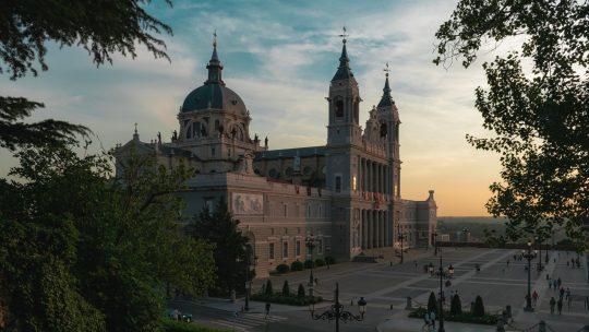 Baznīca Madridē