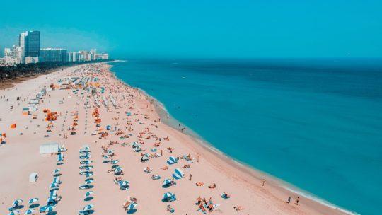 Maiami pludmale