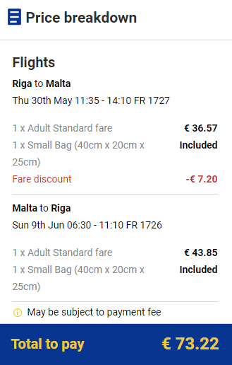 Rīga Malta