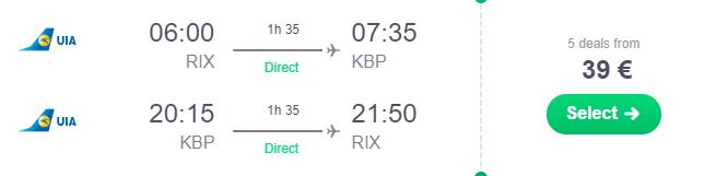 Rīga Kijeva