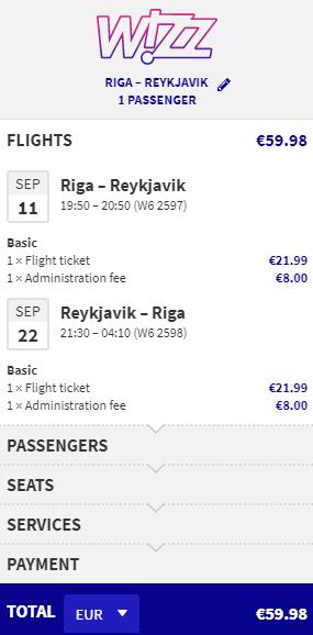 Rīga Islande