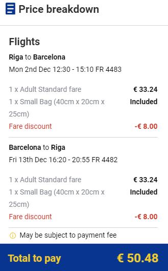 Rīga-Barselona