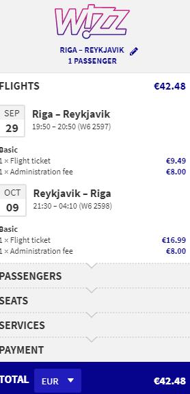Riga-Islande