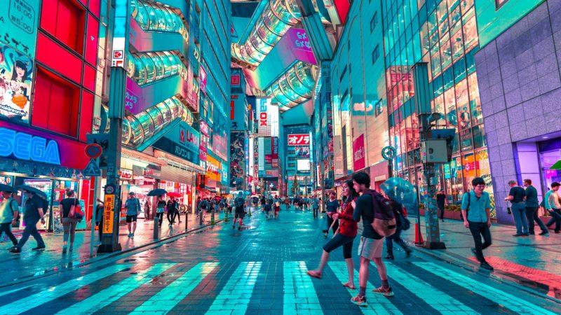 Tokija