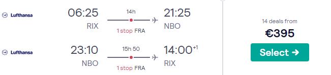 Riga-Nairobi